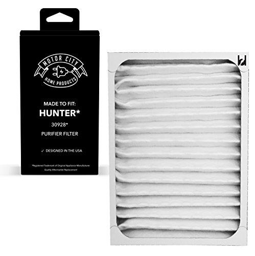 hunter air purifier 30928 - 8