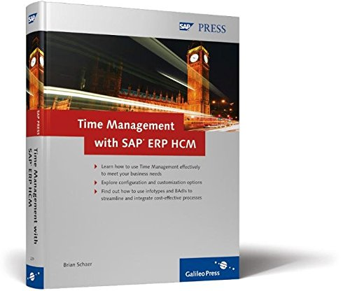 Time Management with SAP ERP HCM (Sap Time Management)