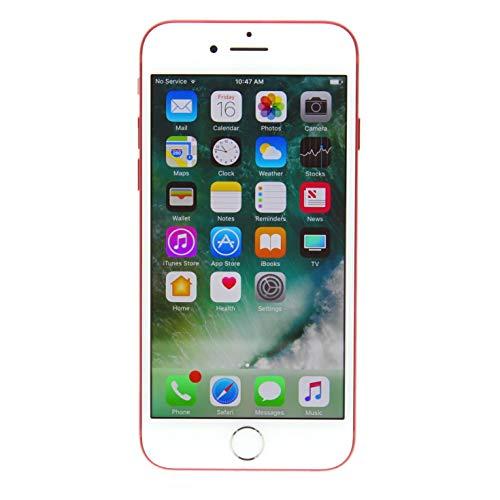 Apple iPhone 7, 128GB, Red – for Sprint/Verizon (Renewed)