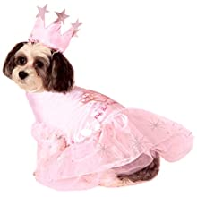 Wizard of Oz Pet Costume, Small, Glinda The Good Witch