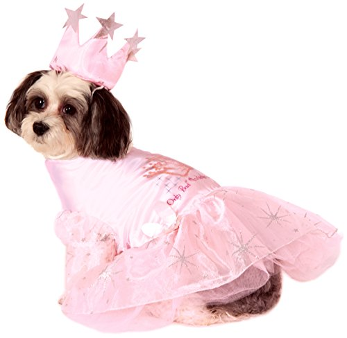 [Wizard of Oz Pet Costume, Small, Glinda The Good Witch] (Pomeranian Costume)