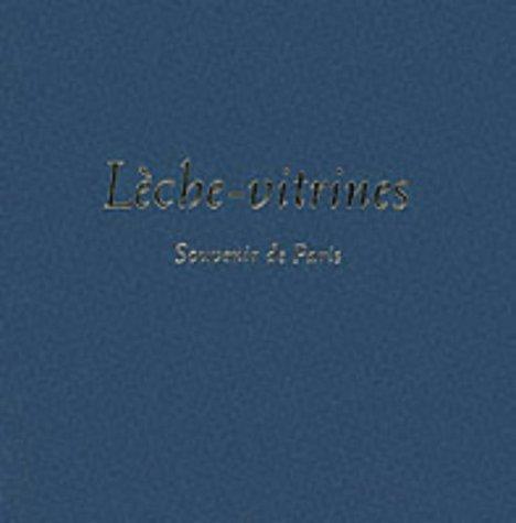 Download Leche-Vitrines: Souvenir De Paris pdf