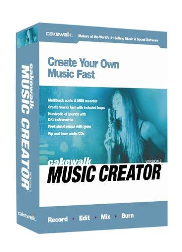 cakewalk music creator 5 keygen crack