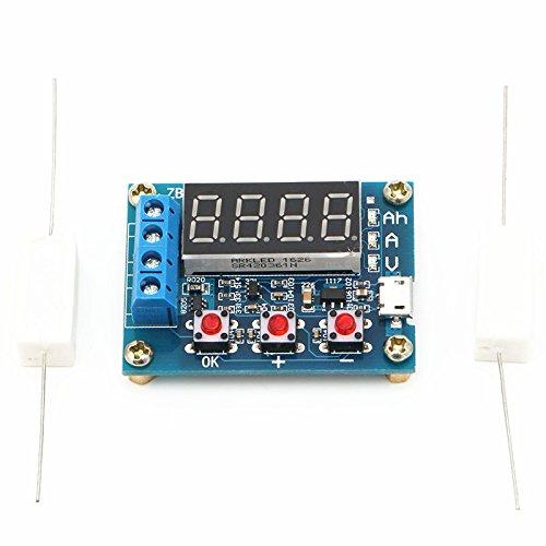 Diymore 18650 Li-ion Lithium Lead-Acid Battery Capacity Meter Discharge Tester by diymore (Image #2)