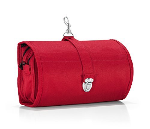 Price comparison product image reisenthel reisenthel Wrapcosmetic Cosmetic Travel Organizer, Red