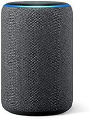 Echo (3ª geração) - Smart Speaker com Alexa - Cor Preta
