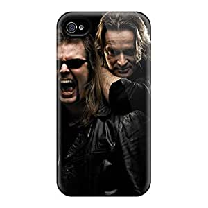 TammyCullen Iphone 4/4s Scratch Resistant Cell-phone Hard Cover Support Personal Customs HD Dreamtale Band Series [SoA17956SCsz]