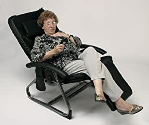 HoMedics® Anti-Gravity Chair - Luxury Recliner with 10-Motor Massage System