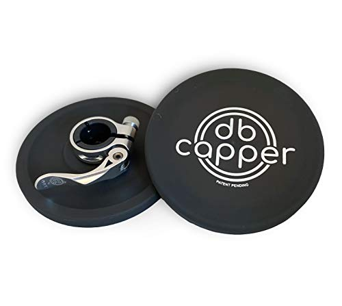 db capper – End Cap for Adjustable Dumbbells, 1 inch Standard Size, Set of 2, Support Dumbbells Upright on Your Legs…