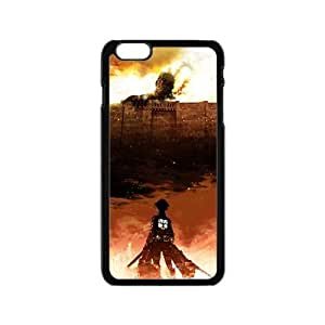 Hot Fashion WRwnKXP559WtpeU Design Case Cover For Iphone 6 Plus 5.5 Inch Cover Protective Case (mikasa Ackerman Attack On Titan)
