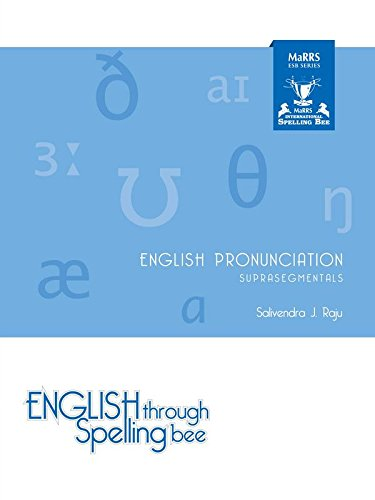 ENGLISH PRONUNCIATION SUPRASEGMENTALS
