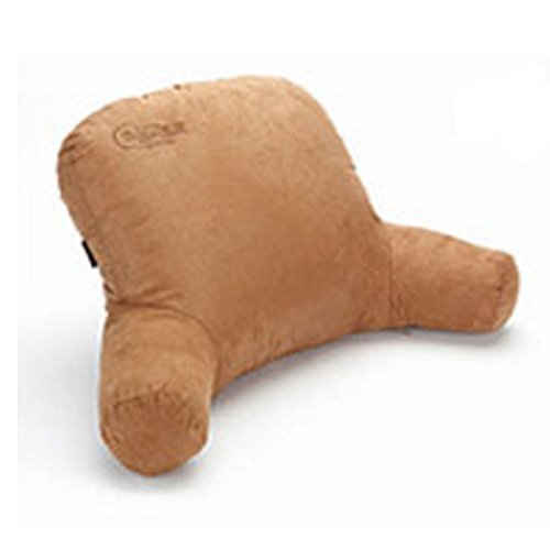 Short Leg Back Cushion / Backrest / Waist Cushion / Driver / Car Supplies / Lumbar Supports / Pillow (Brown) ()