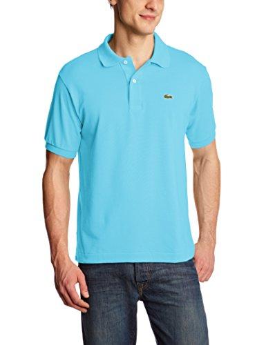 Lacoste Herren Regular Fit Poloshirt L1212, Blau (Marquises), S (Herstellergröße: 3)