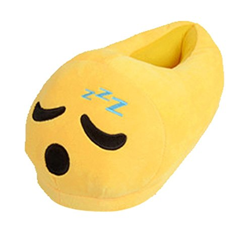 Emoji Sleeping Slippers