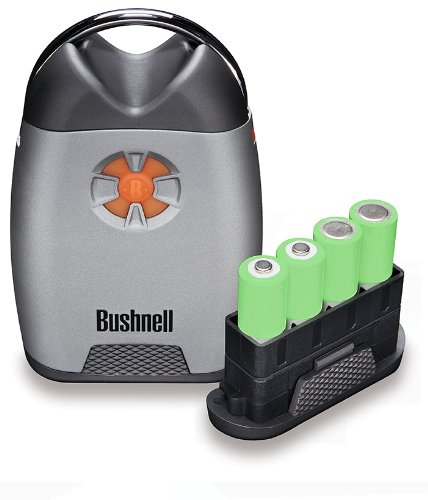 Bushnell PowerSync 10-watt-Hour Portable Rechargeable AA Ni-MH Battery Charger