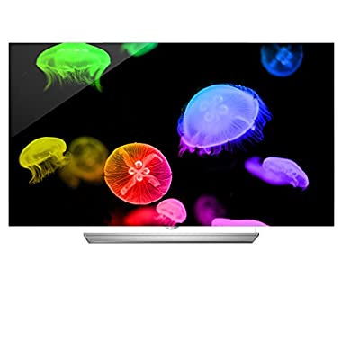 LG Electronics 55EF9500 55-Inch 4K Ultra HD Flat Smart OLED TV (2015 Model)