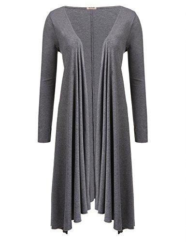 full length cardigan - 4