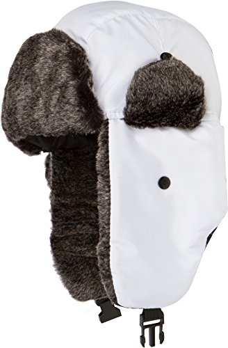Quilted Trooper Fur Hat - 9