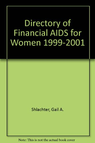 Directory of Financial AIDS for Women 1999-2001