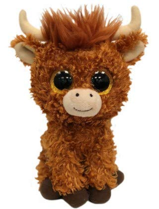 Ty Beanie Boos 6'' Angus, Perfect Plush!