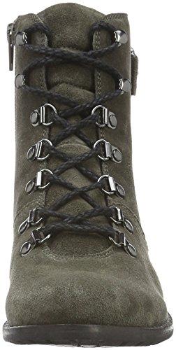 Kennel und Schmenger Schuhmanufaktur Ambra, Zapatillas de Estar por Casa para Mujer Gris - Grau (piombo 446)