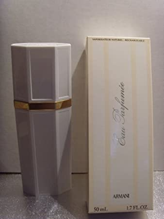 Armani Eau Parfumee by Giorgio Armani for Women. 1.7 Oz Eau De Perfume Spray Refillable