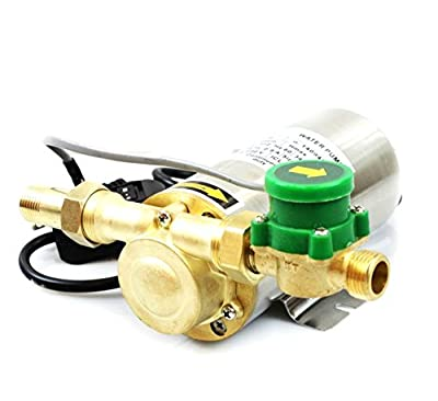 Water Filter Booster Pump Household Cold Hot Supply Circulation Self Priming Automatic Shower Washing Machine Stainless Pump - Skroutz
