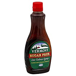 Maple Grove Farms Vermont Sugar Free Syrup - 12 oz - 2 pk