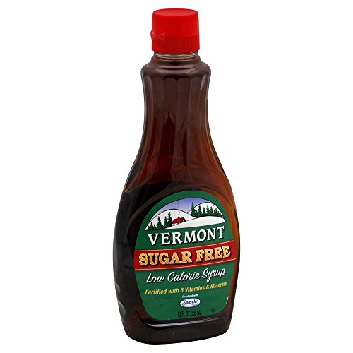Maple Grove Farms Vermont Sugar Free Syrup - 12 oz - 2 pk Vermont Sugar Free Maple Syrup