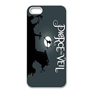 Pierce the Veil Hard Case For Apple Iphone 5 5S Cases TPUKO-Q862878