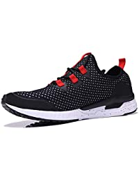 Mens Casual Lightweight Mesh Athletic Sneakers Walking Running Sports Shoes