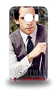 Tough Galaxy 3D PC Case Cover 3D PC Case For Galaxy S6 Ben Stiller American Male Benjamin G Za Affleck-Boldt Good Will Hunting ( Custom Picture iPhone 6, iPhone 6 PLUS, iPhone 5, iPhone 5S, iPhone 5C, iPhone 4, iPhone 4S,Galaxy S6,Galaxy S5,Galaxy S4,Galaxy S3,Note 3,iPad Mini-Mini 2,iPad Air )