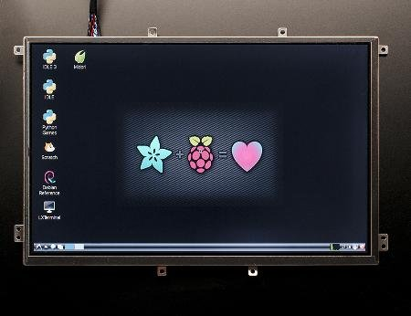10.1'' HDMI Project LCD Display by Adafruit Industries (Image #1)