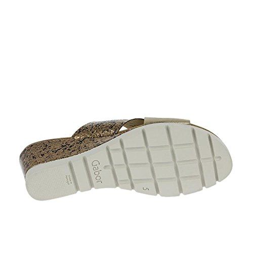 95 Sandals Space 62 Space Yvonne Kristall 849 Gabor AnxwUatFqa