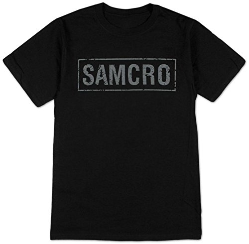 Sons of Anarchy- SAMCRO Banner T-Shirt Size XXL