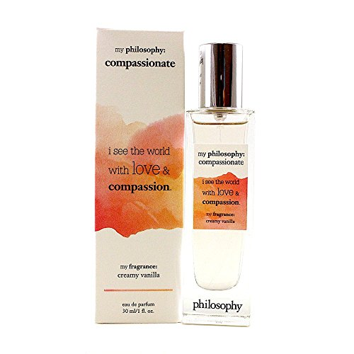 Price comparison product image Philosophy Compassionate Eau de Parfum Spray,  1 Ounce