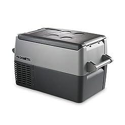 dometic coolfreeze cf 35, tragbare elektrische kompressor-kühlbox / gefrierbox, 31 liter, 12/24 v und 230 v für auto, lkw, steckdose, energieklasse a+