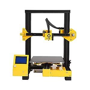Liergou-Home Grado Industrial Mini 3D Impresora de ...