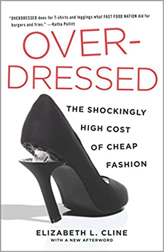 Image result for Overdressed: The Shockingly High Cost of Cheap Fashion by Elizabeth L. Cline