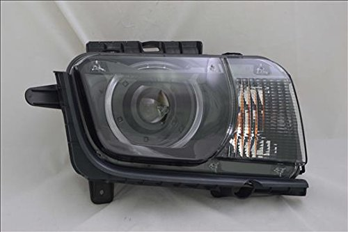 Multiple Manufacturers GM2503340N OE Replacement Headlight Assembly CHEVROLET CAMARO 2010-2015 Partslink GM2503340