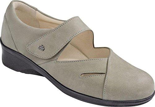 Finn Comfort, Chaussures À Lacets Femme Gris Gris