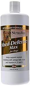 Nutri-Vet Shed-Defense Liquid, 32 Ounces