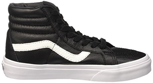 U Nero Sneakers Black Sk8 Premium Reissue Leather Hi Unisex Leather Vans q1HdUq