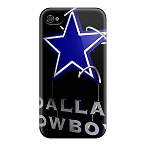 Iphone Case - Tpu Case Protective For Iphone 4/4s- Dallas Cowboys