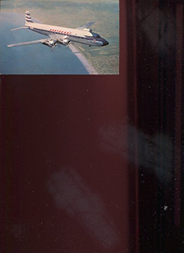 """COLLECTIBLE POSTCARD: NORTHEAST AIRLINES""""SUNLINERS""""/UNCIRCULATED/**RARE**"""
