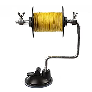 Amazon.com : Goture Portable Fishing Line Winder Reel