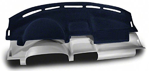 Dashcovers for Select Nissan 280ZX Models - Molded Carpet (Dark Blue) ()