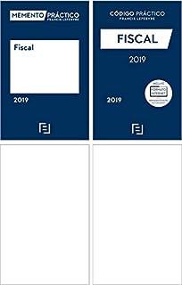 Pack Memento Fiscal AEAT 2019 + Código Fiscal 2019