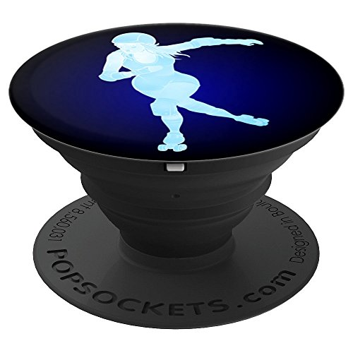 Roller derby Sport Fan Gift Ideas Pop Socket - PopSockets Grip and Stand for Phones and Tablets
