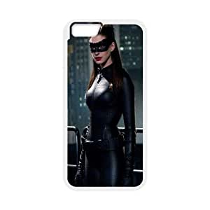 iPhone 6 4.7 Inch Cell Phone Case White Anne Hathaway Catwoman SUX_867166